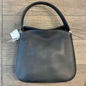 Coach Bags - Vintage Coach Whitney Mini Hobo Leather Blk 9181
